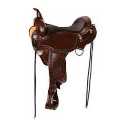 1572 Sheridan Western Trail Horse Saddle Walnut - Item # 37289