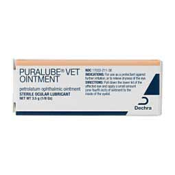 Puralube Vet Ophthalmic Ointment 3.5 gm - Item # 37327