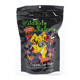 WildSide Salmon Dog Training Treats 3 oz - Item # 37483