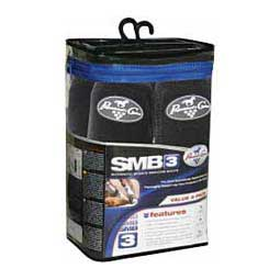 Black SMB-3 Sports Medicine Boots Value Pack