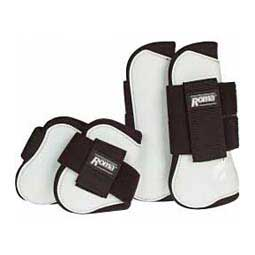 White Roma Competitor Boot Set