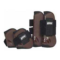 Competitor Support Horse Boots Brown - Item # 37579