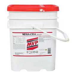 Mega-Cell MVP Equine 25 lb (200 - 400 days) - Item # 37728