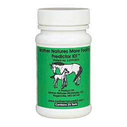 Mare Foaling Predictor Kit Refill Test Strips 25 ct - Item # 37745