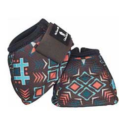 No Turn DL Bell Boots Tribal - Item # 37863