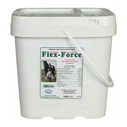 12 lb (192-384 days) Flex-Force Equine Pellets with HA