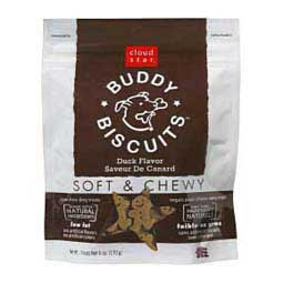 Duck 6 oz Soft and Chewy Buddy Biscuits