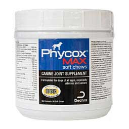 Phycox MAX Soft Chews Canine Joint Support Dechra Veterinary