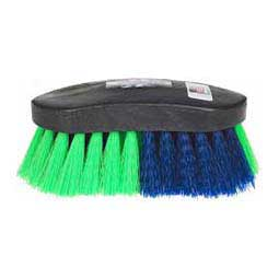 Majestic Equine Brush Blue/Lime - Item # 39890