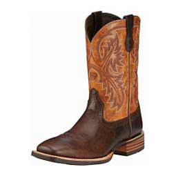 "Mens Quickdraw 11"" Cowboy Boots Tan - Item # 40306"