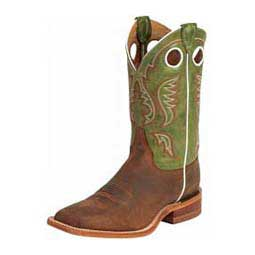 Bent Rail Collection J124 Toe Cowboy Boots Justin
