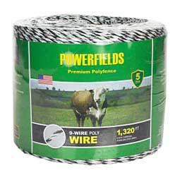 9 Wire Heavy Duty Poly Wire 1320' - Item # 40522