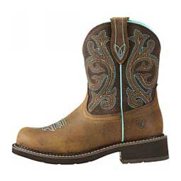 Fatbaby Heritage Cowgirl Boots Fudge - Item # 40741