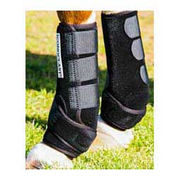 Iconoclast Rehabilitation Horse Boots Black - Item # 40805