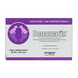 Denamarin Tablets for Dogs and Cats 425 mg/ 30 ct (large dog over 35 lbs) - Item # 40873