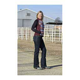 REAL Riding Womens Jeans Eclipse - Item # 41033