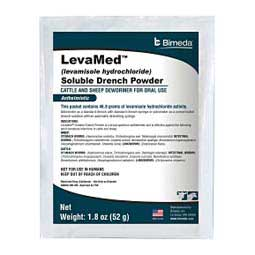 LevaMed Levamisole Soluble Drench Powder 52 gm - Item # 41120