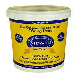 Freeze Dried Chicken Liver Dog Training Treats 11.5 oz - Item # 41127