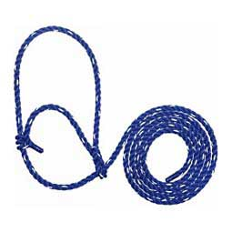 Sullivan's Cattle Rope Halter Blue/White - Item # 41255