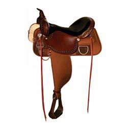6909 Magnolia Cordura Trail Horse Saddle Tobac - Item # 41445