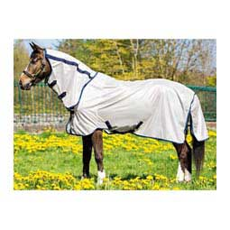 Mio Horse Fly Sheet Bronze/Navy - Item # 41680