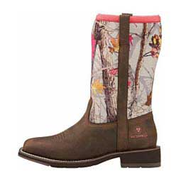 """Fatbaby All Weather 10"""" Cowgirl Boots Hot Leaf - Item # 41759"""