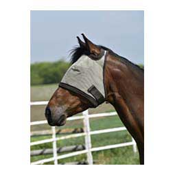 Pro-Force Fly Mask without Ears Horse (900-1200 lbs) - Item # 41992