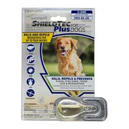 ShieldTec Plus for Dogs 4 pk (over 66 lbs) - Item # 42139
