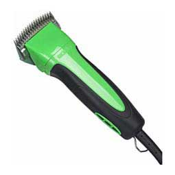 SMC Excel 5-Speed Clipper with Super Blocking Blade Green - Item # 42200