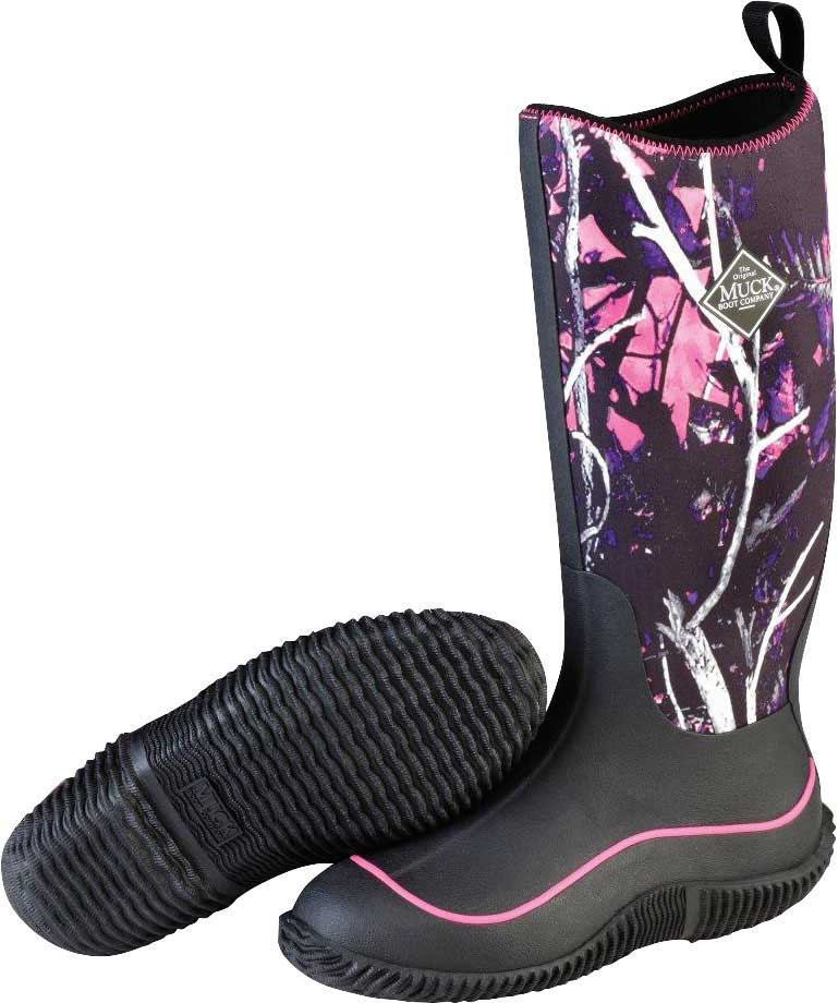 Muck BOOTS Ladies Hale - Black Muddy Girl Camo 9487 7 | eBay