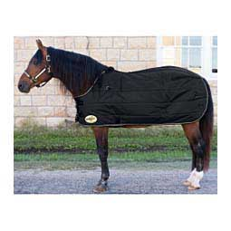Comfort Cover Horse Stable Blanket Black/Tan - Item # 42329