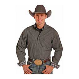 Tuff Cooper Performance Mens Shirt Gray/Black - Item # 42465