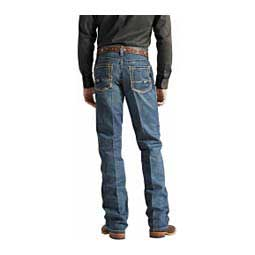M4 Low Rise Boot Cut Relaxed Waist Mens Jeans Gulch - Item # 42487