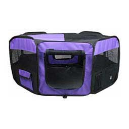 "Portable Pet Soft Play Pen Purple 50""x50""x32""H - Item # 42663"