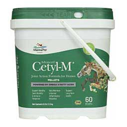 Advanced Cetyl M for Horses Joint Action Pellets 5.1 lb (15-60 days) - Item # 42715