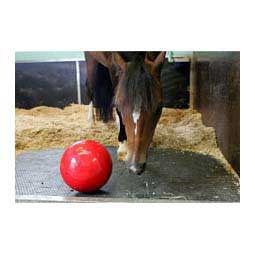 Likit Snak-A-Ball Horse Toy Red - Item # 42726