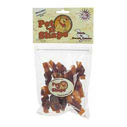Duck'n Sweet Potato Dog Treats 4 oz - Item # 42831
