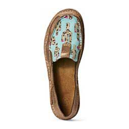 Cruiser Womens Slip-on Shoes Leopard Cactus - Item # 42863