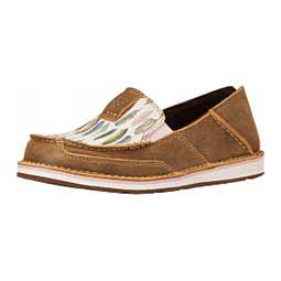 Cruiser Womens Slip-on Shoes Watercolor - Item # 42863