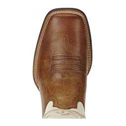 "Sport Outfitter 13"" Cowboy Boots Cream Brown - Item # 42896"