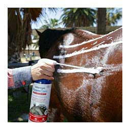 Vetericyn Foam Care Spray On Equine Medicated Shampoo 32 oz - Item # 42916