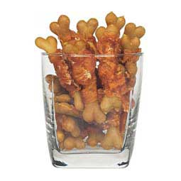 Lovin' Tenders Chicken & Sweet Potato Bones Recipe Natural Dog Treats 8 oz - Item # 43019