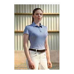 Kelly CDT Short-Sleeve Womens Polo Violet - Item # 43125
