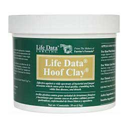 Life Data Hoof Clay Antimicrobial Hoof Packing 35 oz - Item # 43410
