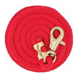 Bull Trigger 10' Horse Lead Rope Red - Item # 43523
