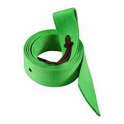 Nylon Tie Strap Lime Green - Item # 43549