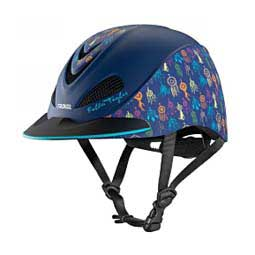 Fallon Taylor Horse Riding Helmet Navy Dreamcatcher - Item # 43608