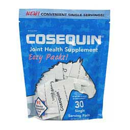 Cosequin Equine Concentrate Joint Supplement for Horses 30 ct Single Scoop Packs (15-30 days) - Item # 43641