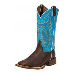 "CPX 13"" Cowboy Boots Whiskey Bison/Brown - Item # 43685"