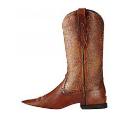 "Round Up Remuda 11"" Cowgirl Boots Natural Rich - Item # 43724"